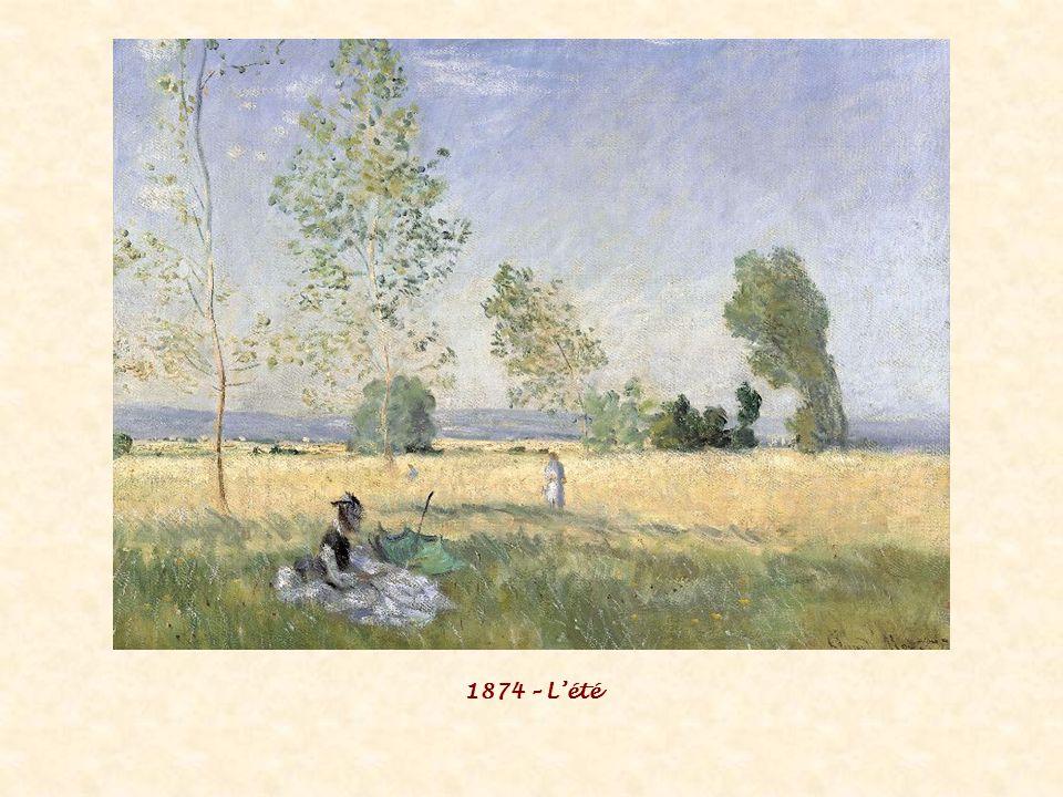 1874 – L'été