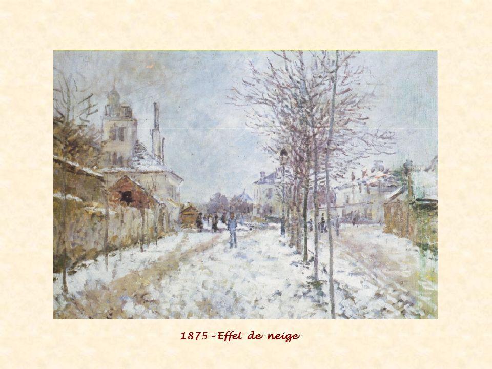 1875 – Effet de neige