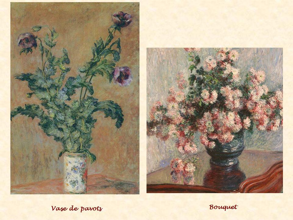 Vase de pavots Bouquet