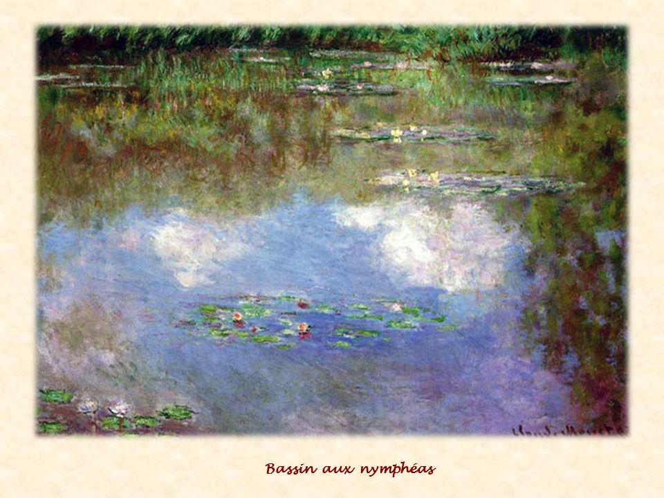 Bassin aux nymphéas