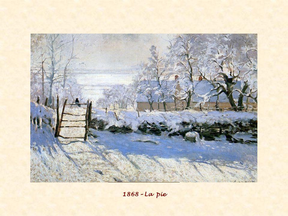 1868 – La pie