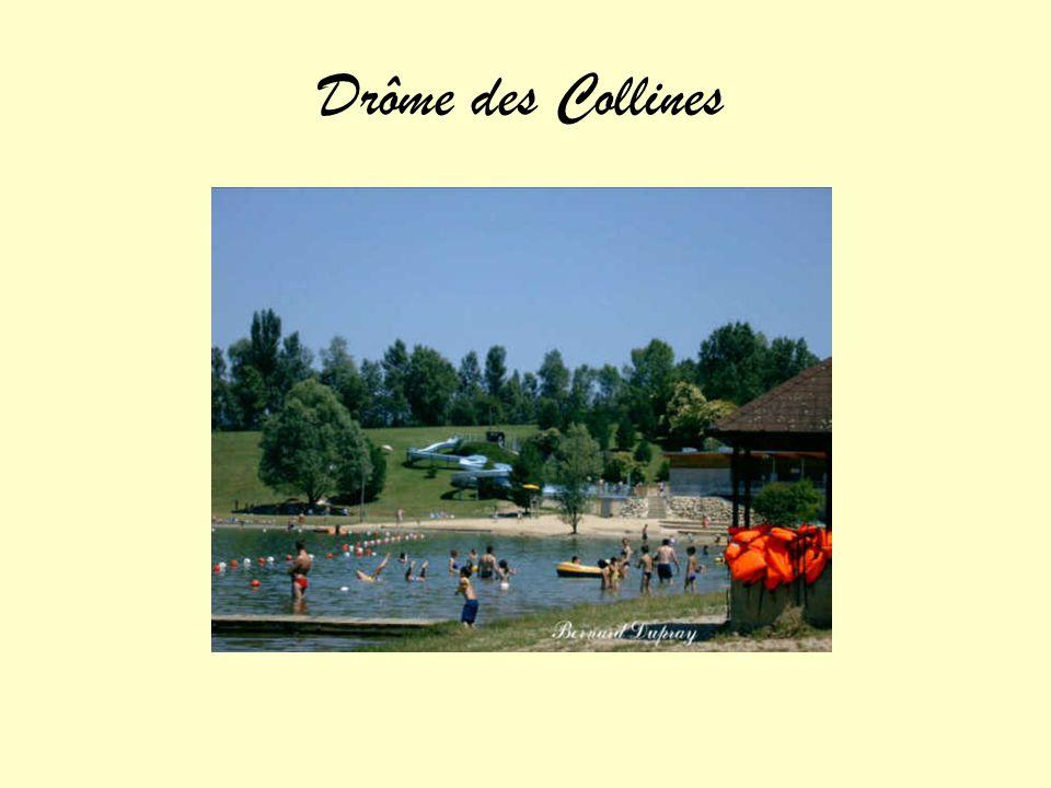 La Drôme La Drôme est un département à climat tempéré, dominée par le Vercors, site magnifique. Les départements limitrophes sont l'Isère, l'Ardèche,