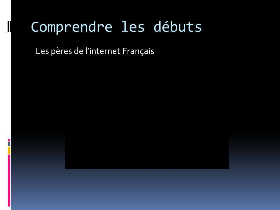 Comprendre les débuts Les pères de l'internet Français