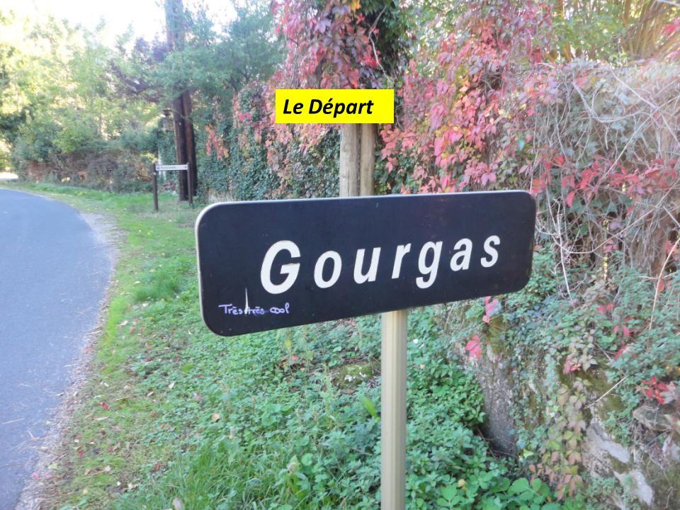 Mardi 17 Septembre 2013, 21 »Cabris » au départ de « COURGAS » Le Cirque du Bout Du Monde
