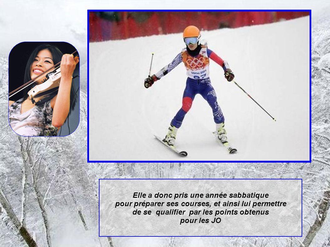 Et selon les règles olympiques, un pays ne disposant pas de skieur ou skieuse dans le Top 500 mondial, peut aligner un concurrent pour autant qu il ait obtenu assez de points FIS au cours de plusieurs épreuves