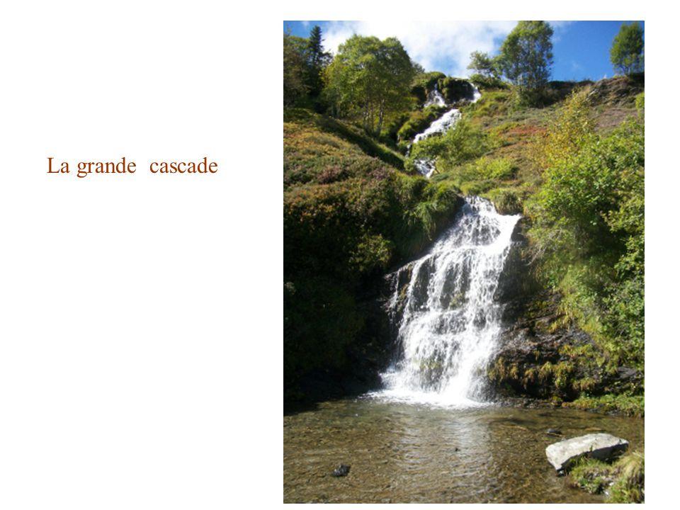 La grande cascade