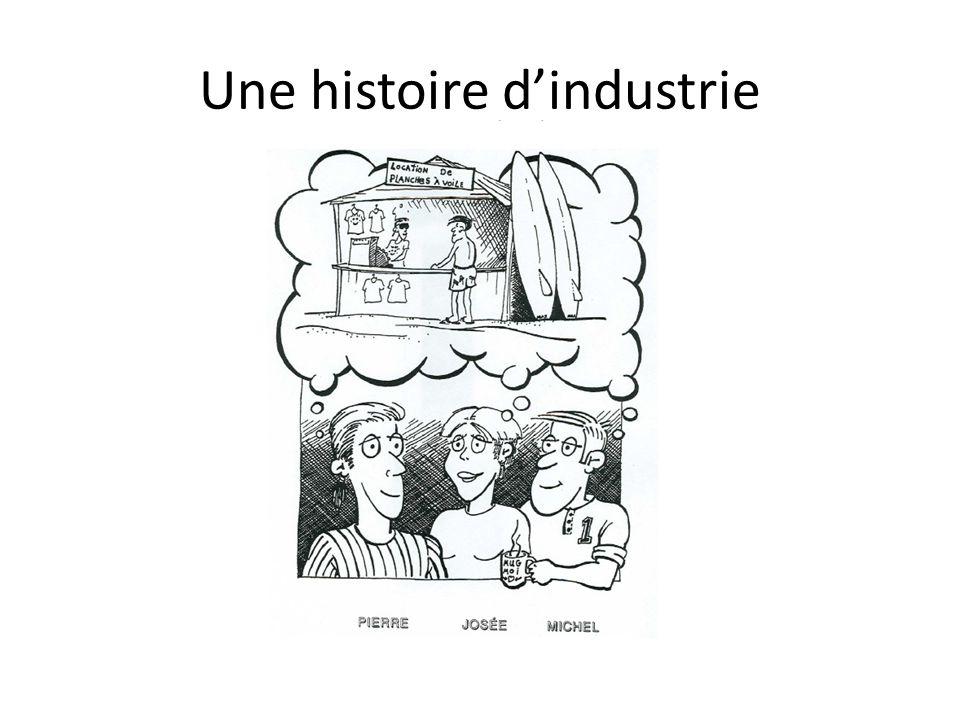 Une histoire d'industrie