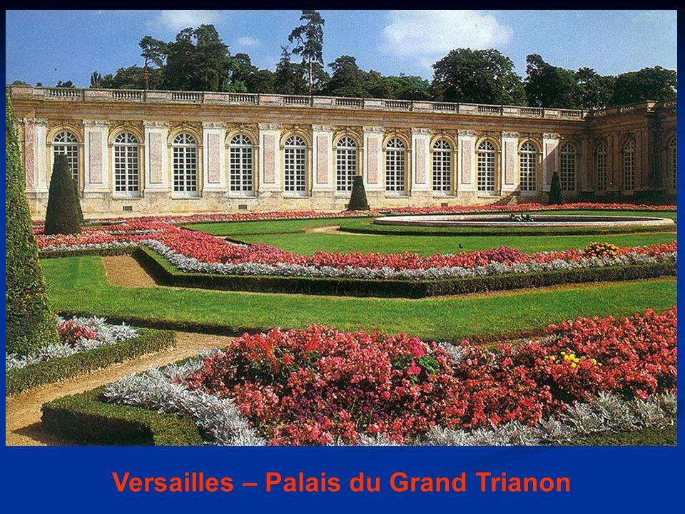 Versailles – Palais du Grand Trianon