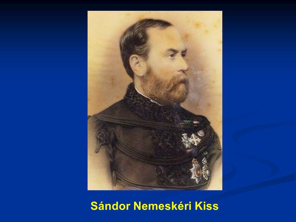Sándor Nemeskéri Kiss