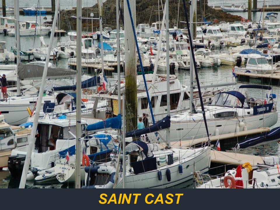 SAINT CAST