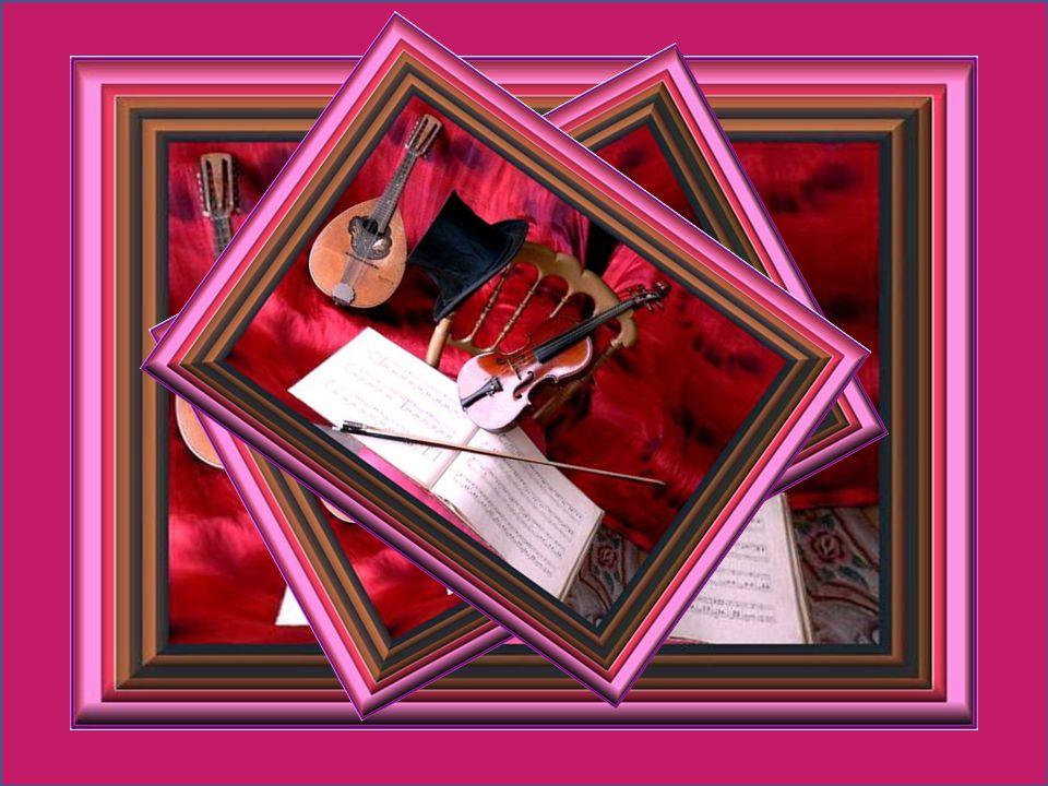La bonne musique ne se trompe pas, et va droit au fond de l'âme chercher le chagrin qui nous dévore… Stendhal
