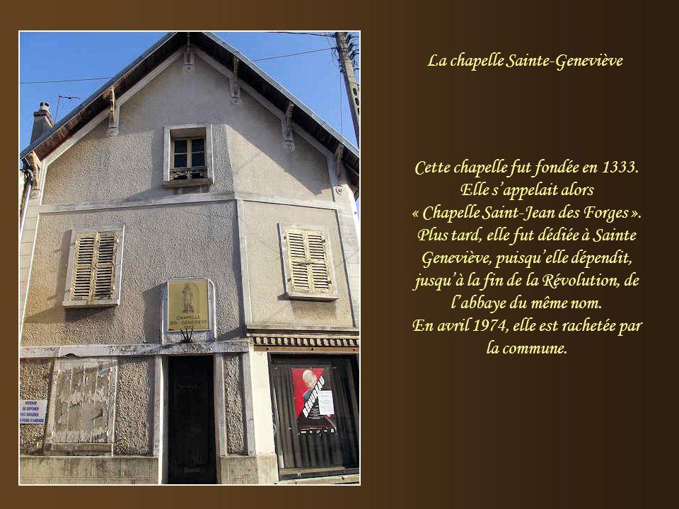 La léproserie de La Chaumette, bâtie, en ce lieu, est attestée dans un acte de 1237. Au XVIe, une maison-Dieu la remplace. Les bâtiments vétustes perd