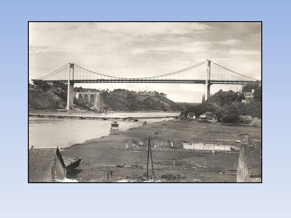 Le Quatrième pont reprendra la tradition des ancêtres: suspendu .