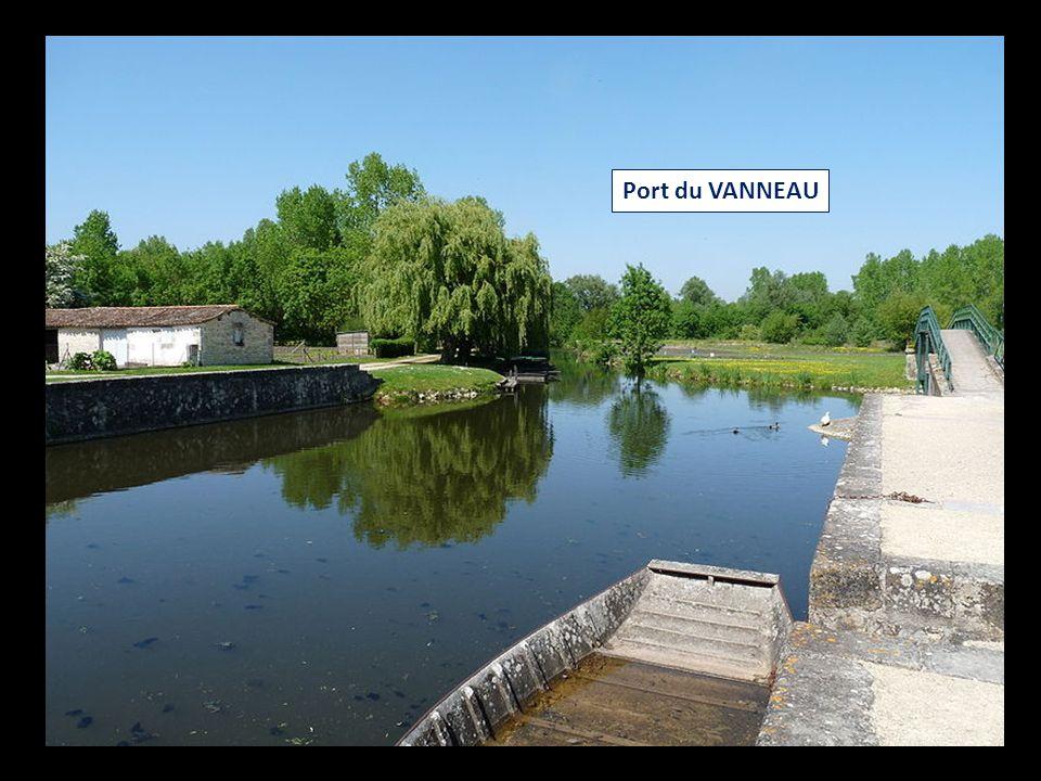Port du VANNEAU
