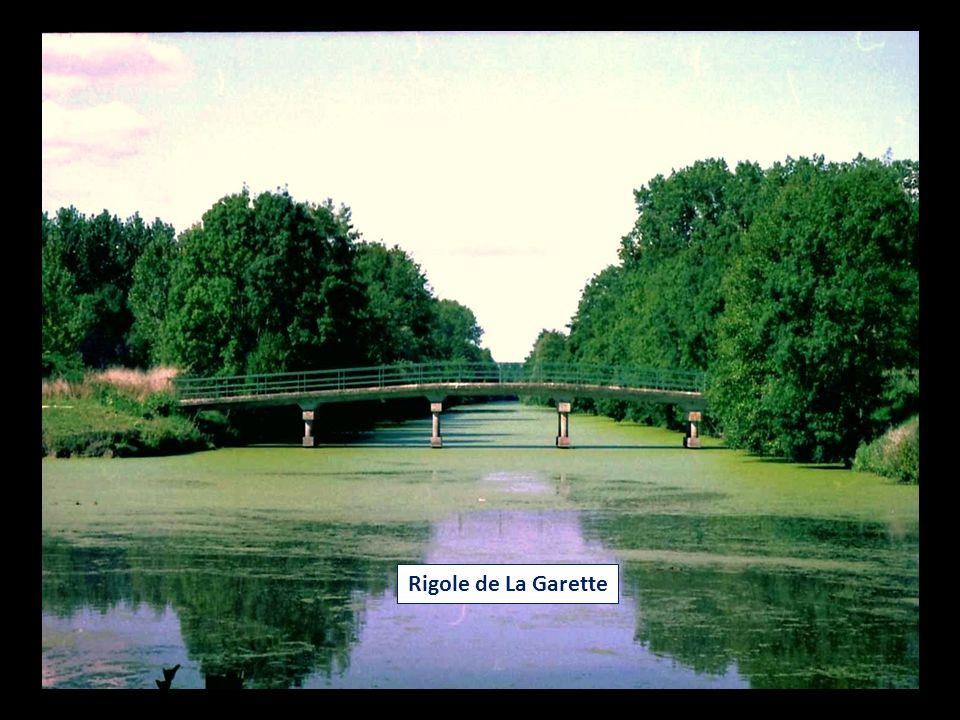 Rigole de La Garette