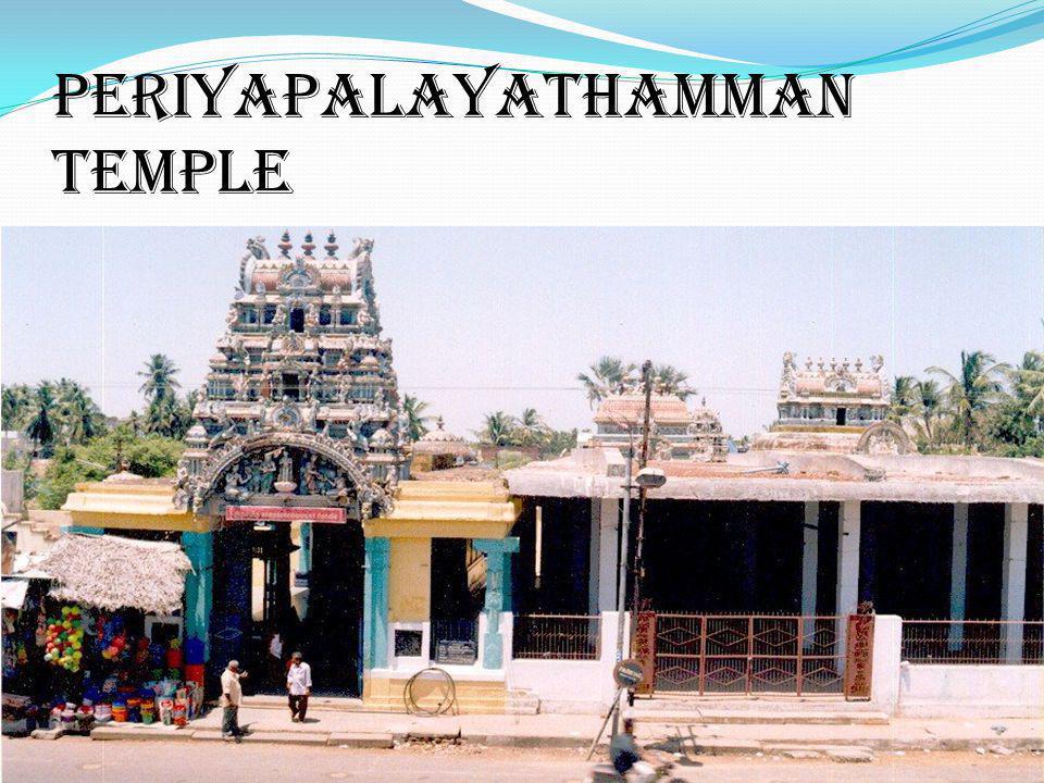Periyapalayathamman temple