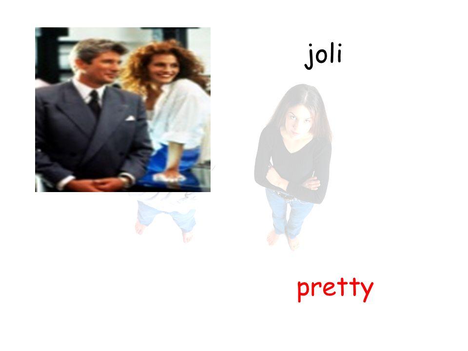 joli pretty