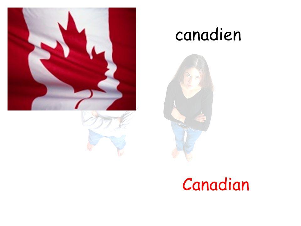 canadien Canadian