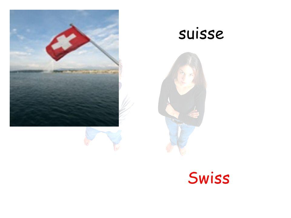 suisse Swiss
