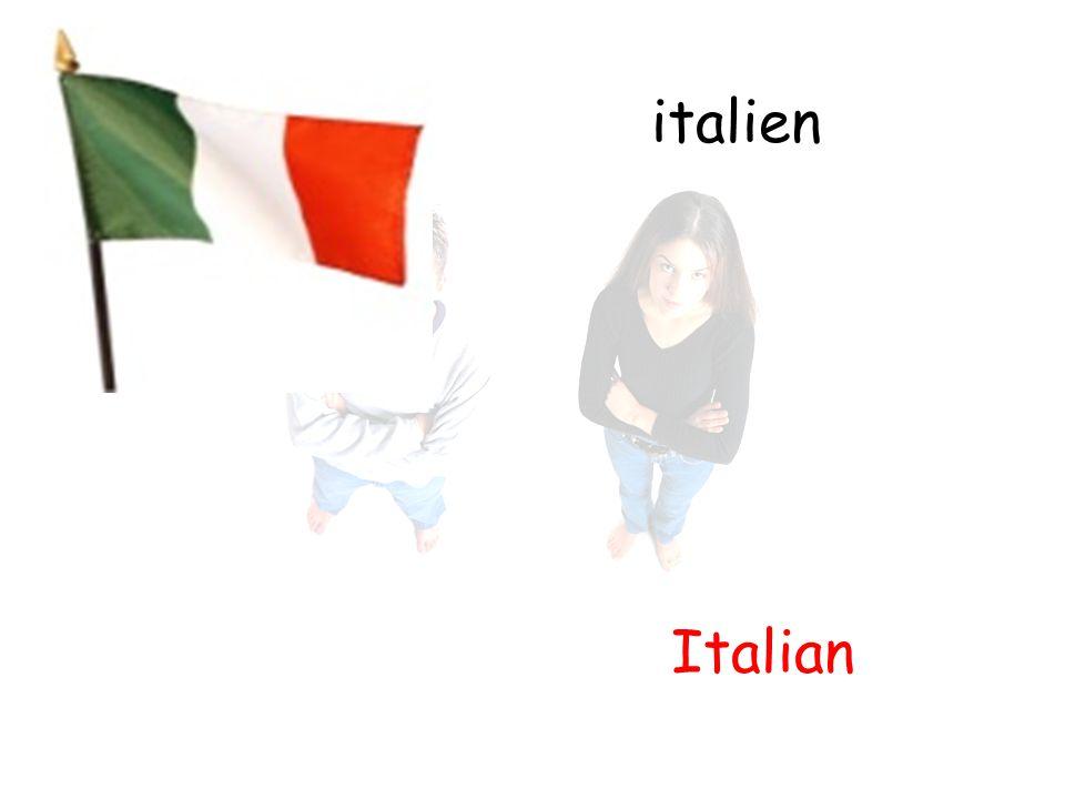 italien Italian