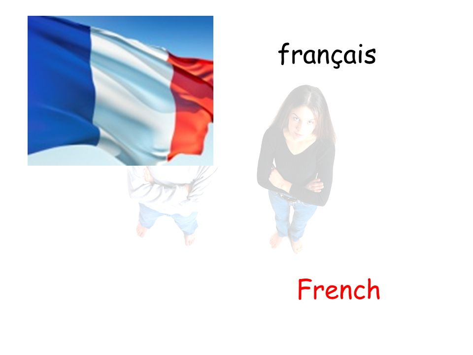 français French