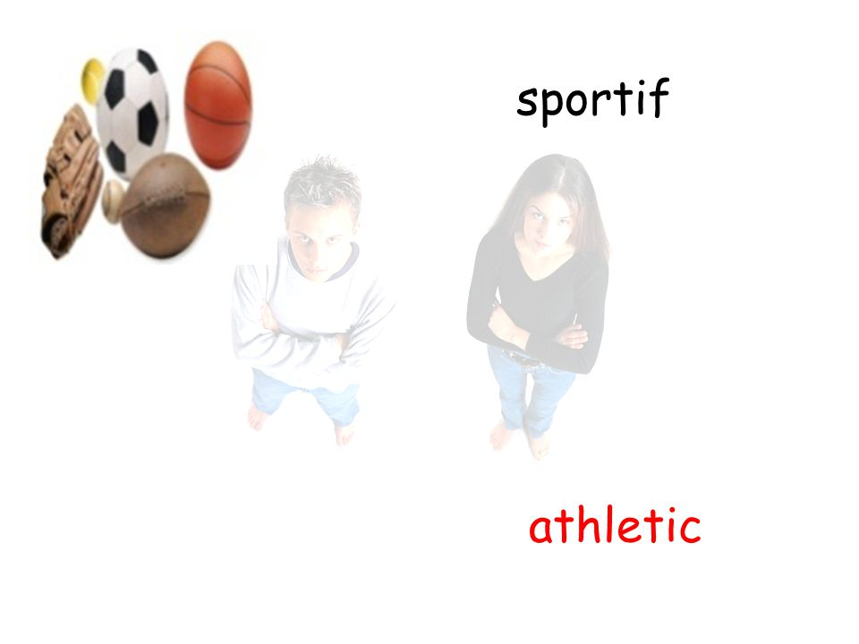 sportif athletic
