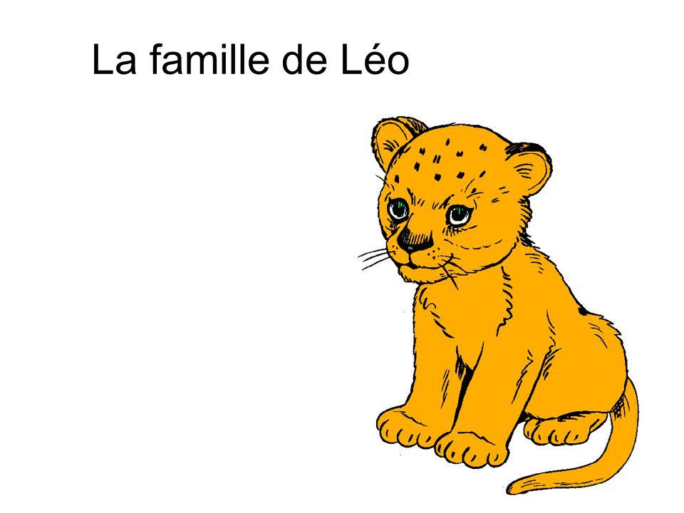 La famille de Léo