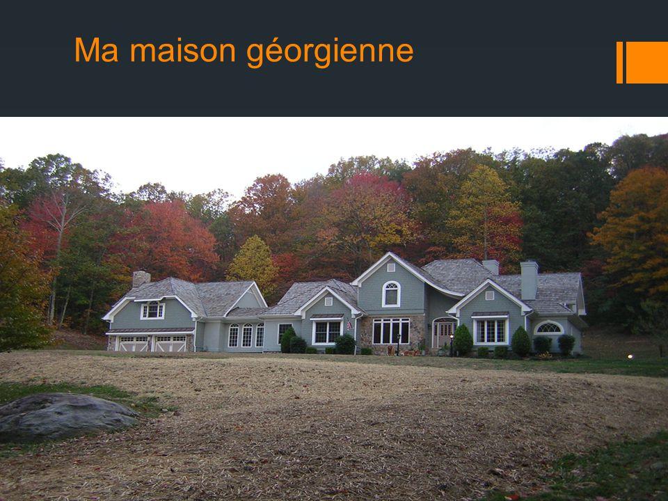 Ma maison géorgienne