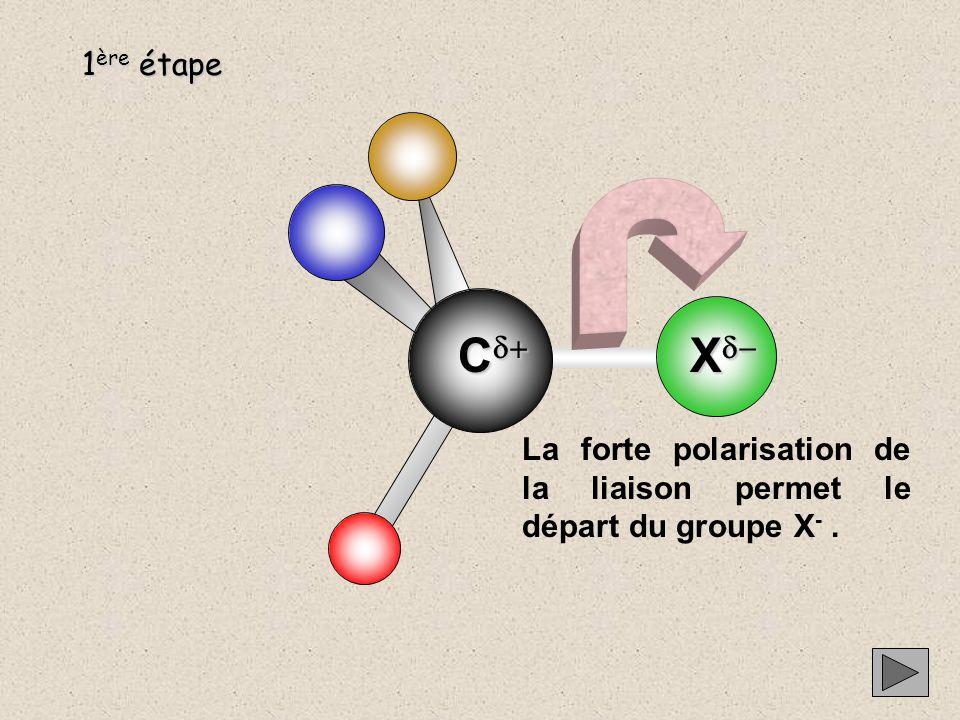 Inspecteurs : Ph. ARNOULD - J. FURNEMONT Formateur CAF : P. COLLETTE 1999 SUBSTITUTION NUCLEOPHILE NON CONCERTEE