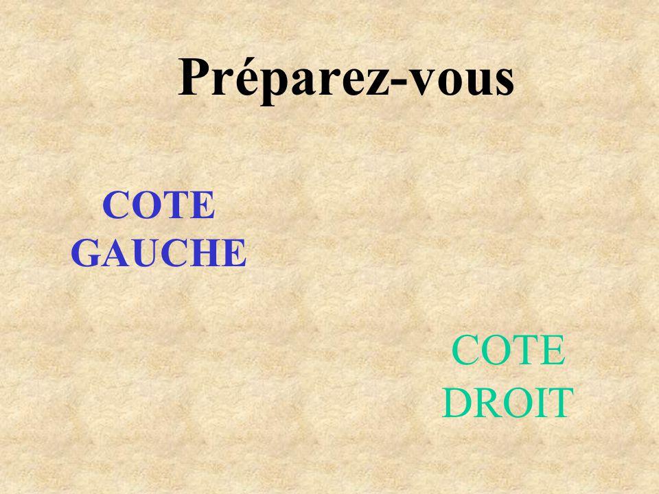 CALCUL MENTAL CHOMAT Françoise collège Saint Eutrope Aix en Provence Pour éviter les coups d 'oeil inopportuns aux conséquences parfois fâcheuses deux élèves voisins répondent aux questions de couleurs différentes .