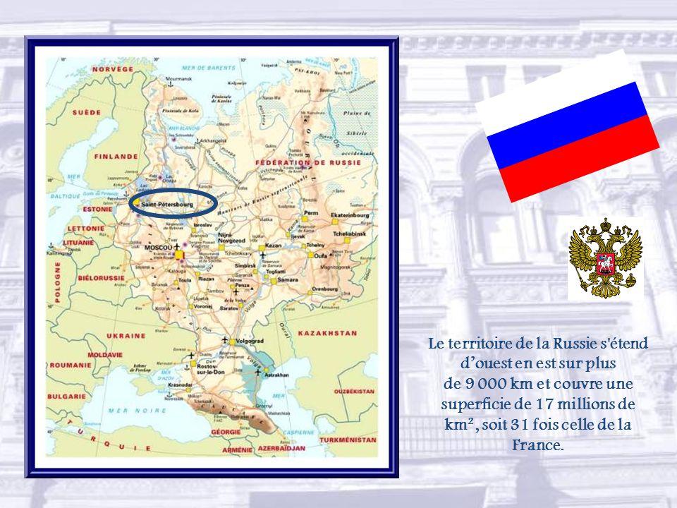 A proximité de l'île aux Lièvres, lieu de naissance de Saint-Pétersbourg, se trouve l'île Vassilievski, la plus grande ile du delta de la Neva.