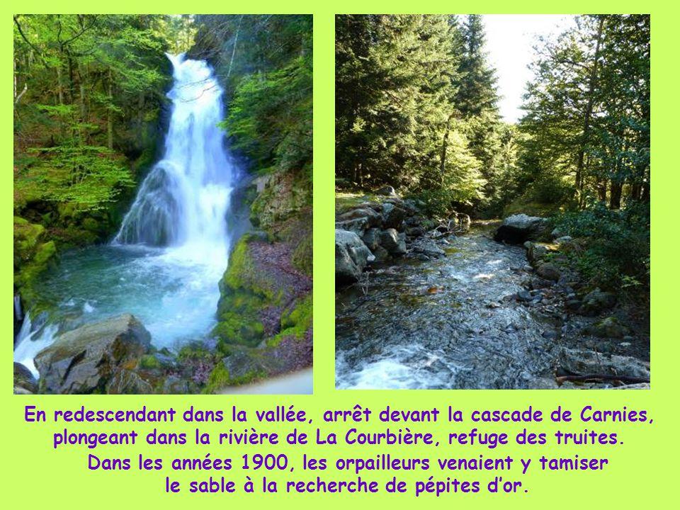 Le pic des Trois Seigneurs est situé au point de rencontre des trois vallées de la Courbière, du Vicdessos et de l'Arac, en Cousserans Le pic hérite s