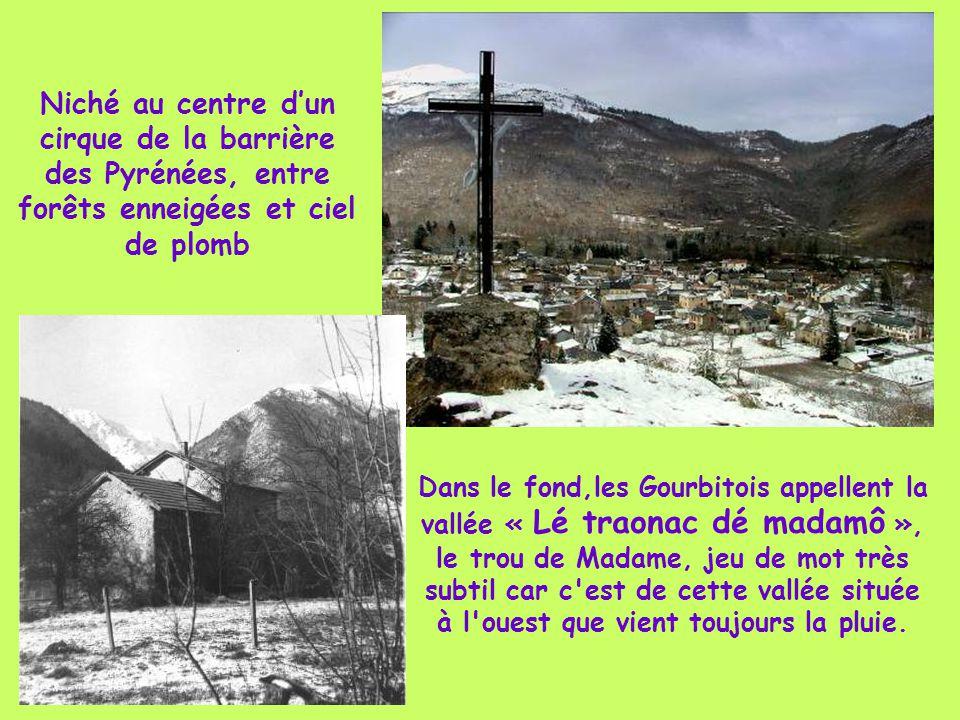 A la fin du 19°s, ne pouvant plus nourrir ses habitants, l'exode s'organise dans l'Ariège.
