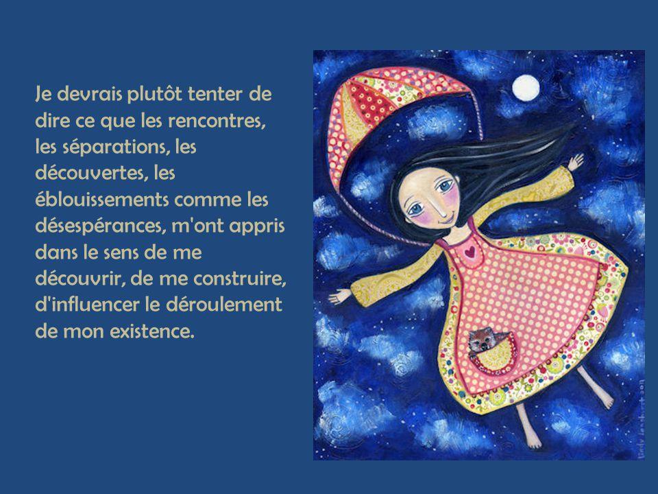 CE QUE LA VIE M'A APPRIS Texte : Jacques Salomé (La Presse / Montréal 2009) CLIQUEZ