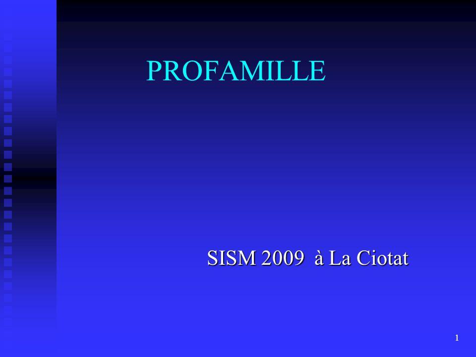 1 PROFAMILLE SISM 2009 à La Ciotat