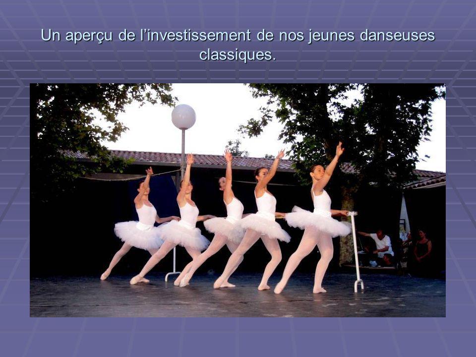 Les 23 et 24 juin, les festivités se sont poursuivies avec le spectacle de danse classique préparé par Maud Valette et Mme Ziegler. Ce premier ballet