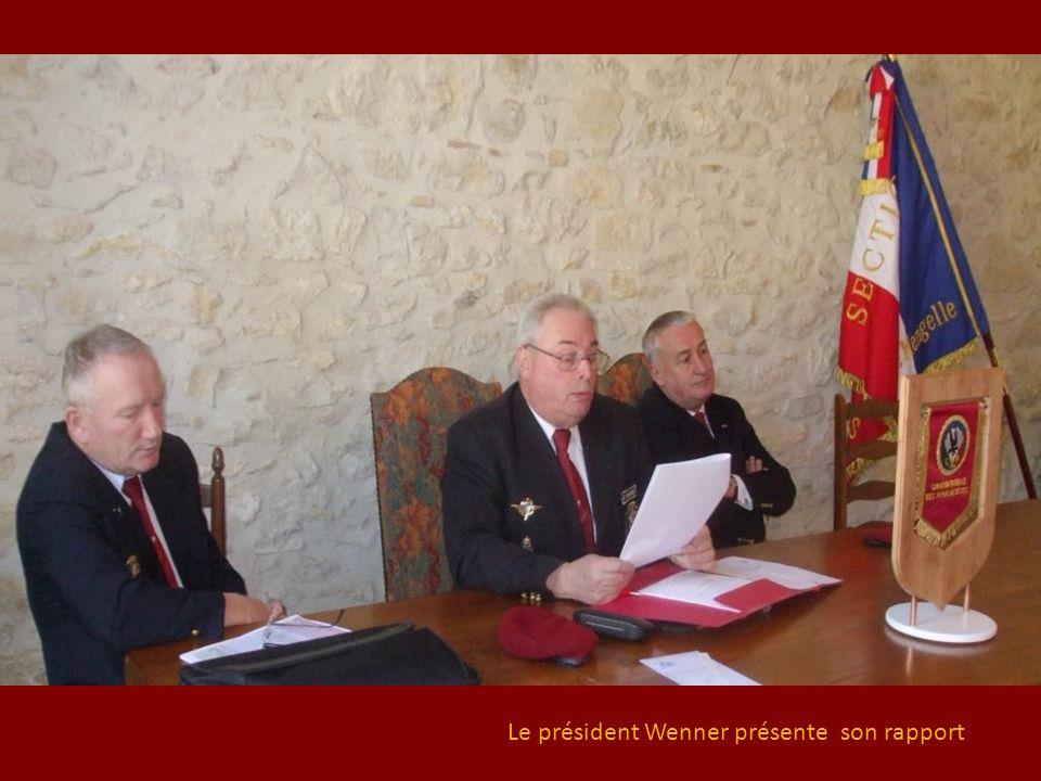 Allocution de Monsieur le Maire