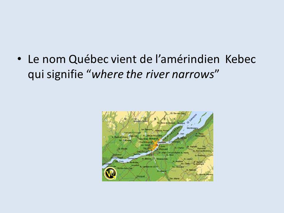 L'ancien nom de Montréal est A. Trois Rivières B. Québec C. Ville Marie