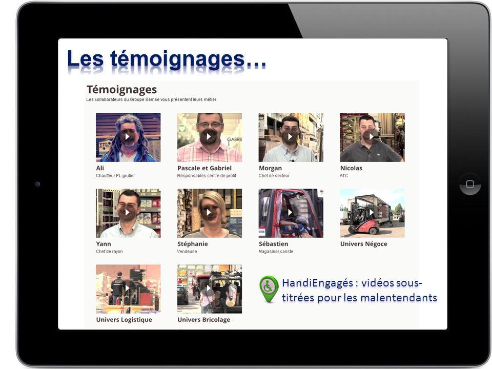 HandiEngagés : vidéos sous- titrées pour les malentendants