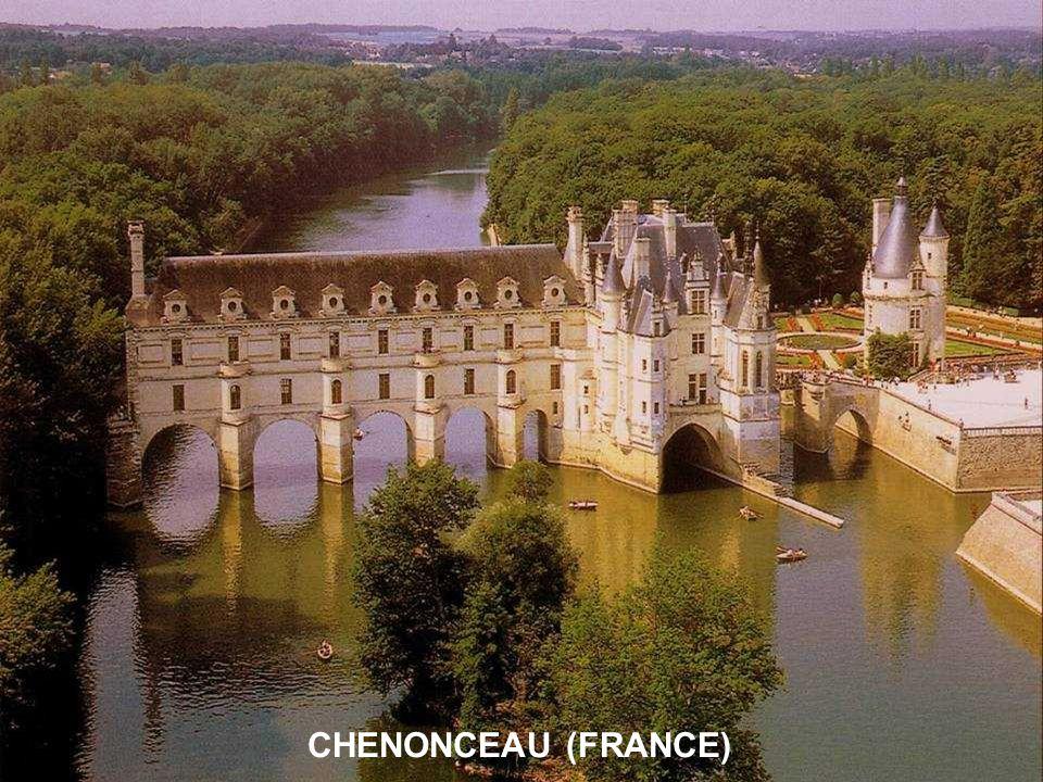 CHENONCEAU (FRANCE)
