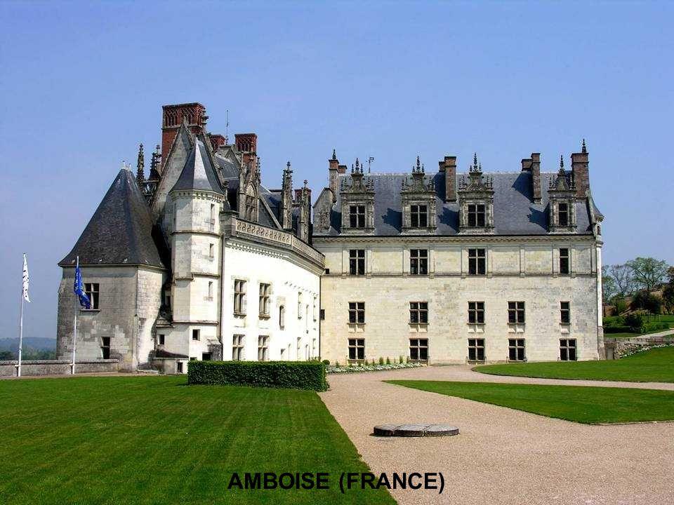 AZAY LE RIDEAU (FRANCE)