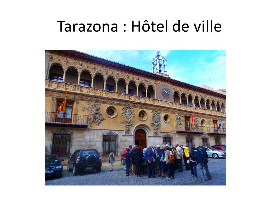 Tarazona : Hôtel de ville