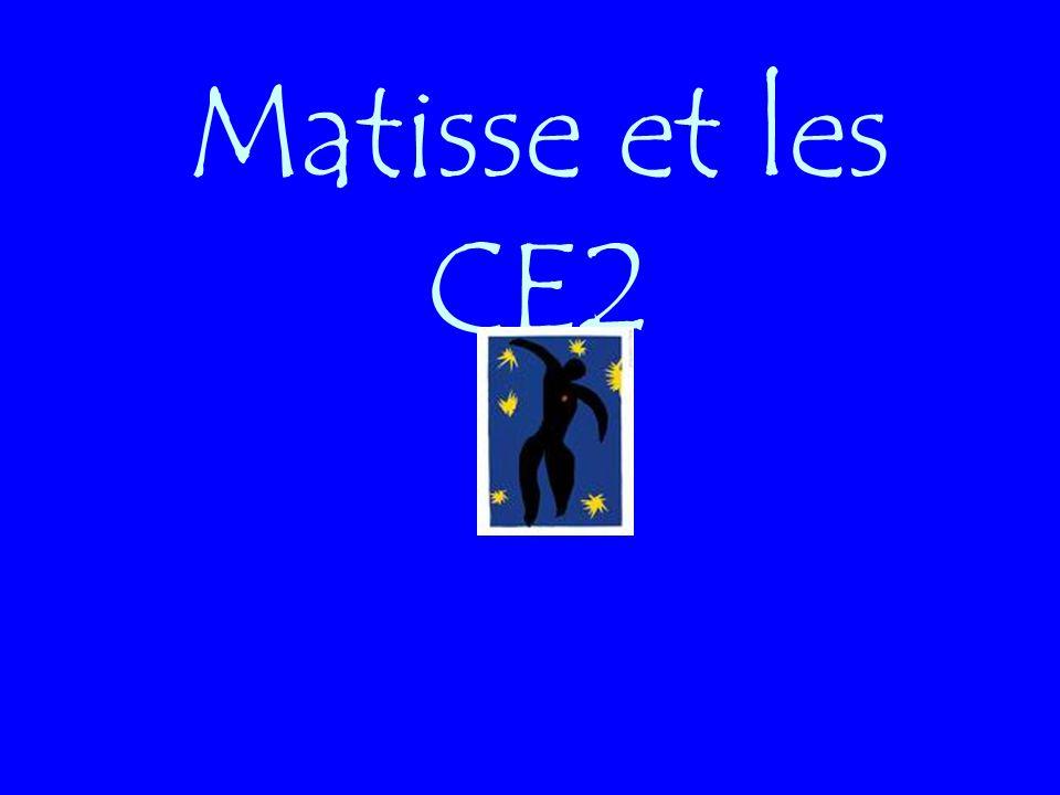 Matisse et les CE2