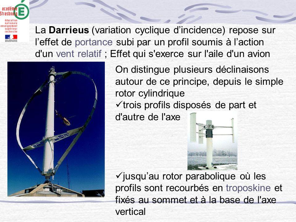 On distingue plusieurs déclinaisons autour de ce principe, depuis le simple rotor cylindrique trois profils disposés de part et d'autre de l'axe jusqu