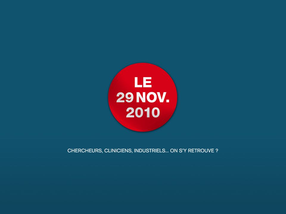 L événement du 29 novembre  La rencontre de 2 événements professionnels lyonnais :  Les Rencontres Industriels Académiques, organisées par le CLARA depuis 2008  Le bioInnovation Day édition lyonnaise, organisé en 2008 par Lyon Science Transfert, Créalys, le Grand Lyon et EEN