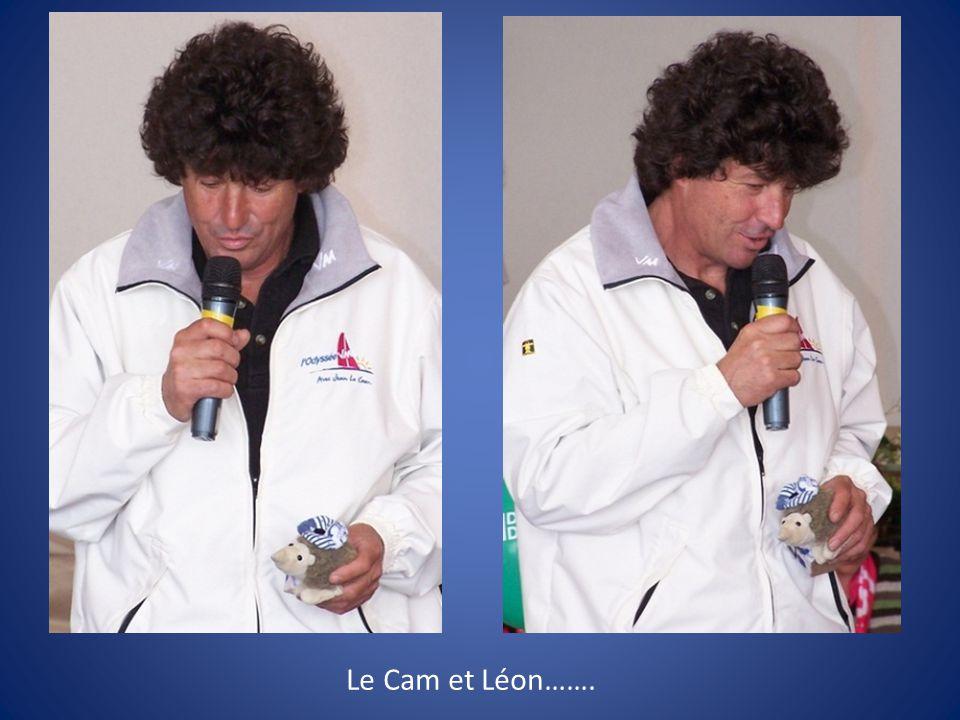 Le Cam et Léon…….