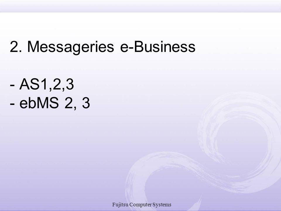 Fujitsu Computer Systems AS1 AS2 AS3 MIME Sur SMTP MIME Sur HTTP MIME Sur FTP TCP / IP HTTP SMTP FTP AS2 AS1 AS3