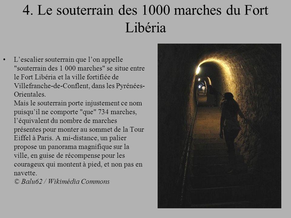 5.Le Palais Idéal du Facteur Cheval Ce site étrange se situe à Hauterives, dans la Drôme.