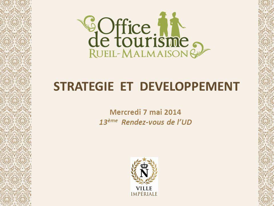 Les actions de promotion (1) La participation de l'Office de Tourisme aux salons  Participation à 9 salons professionnels en 2013, en France et en Europe  Participation à 1 salon grand public