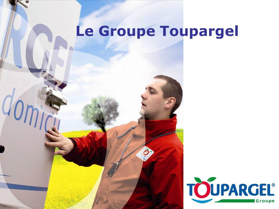 Le Groupe Toupargel